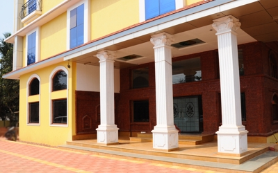 The PentaCon Resort, Rajbag Beach, Canacona, Goa